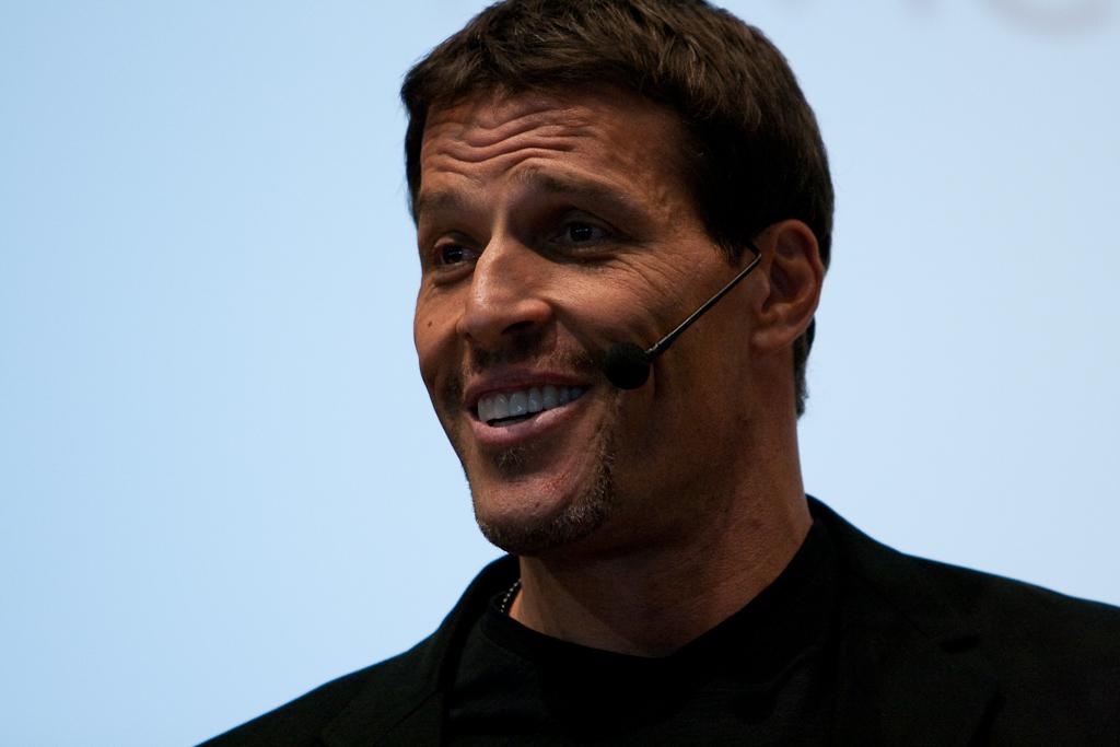 Tony Robbins personal branding – czego można się od niego nauczyć – część 1