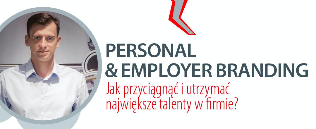 Warsztaty Personal & Employer Branding 4 kwietnia 2017